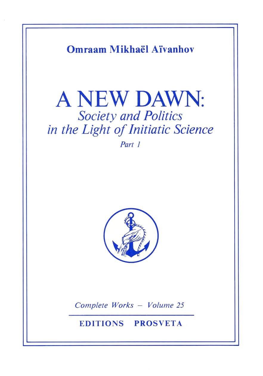 A New Dawn, part 1