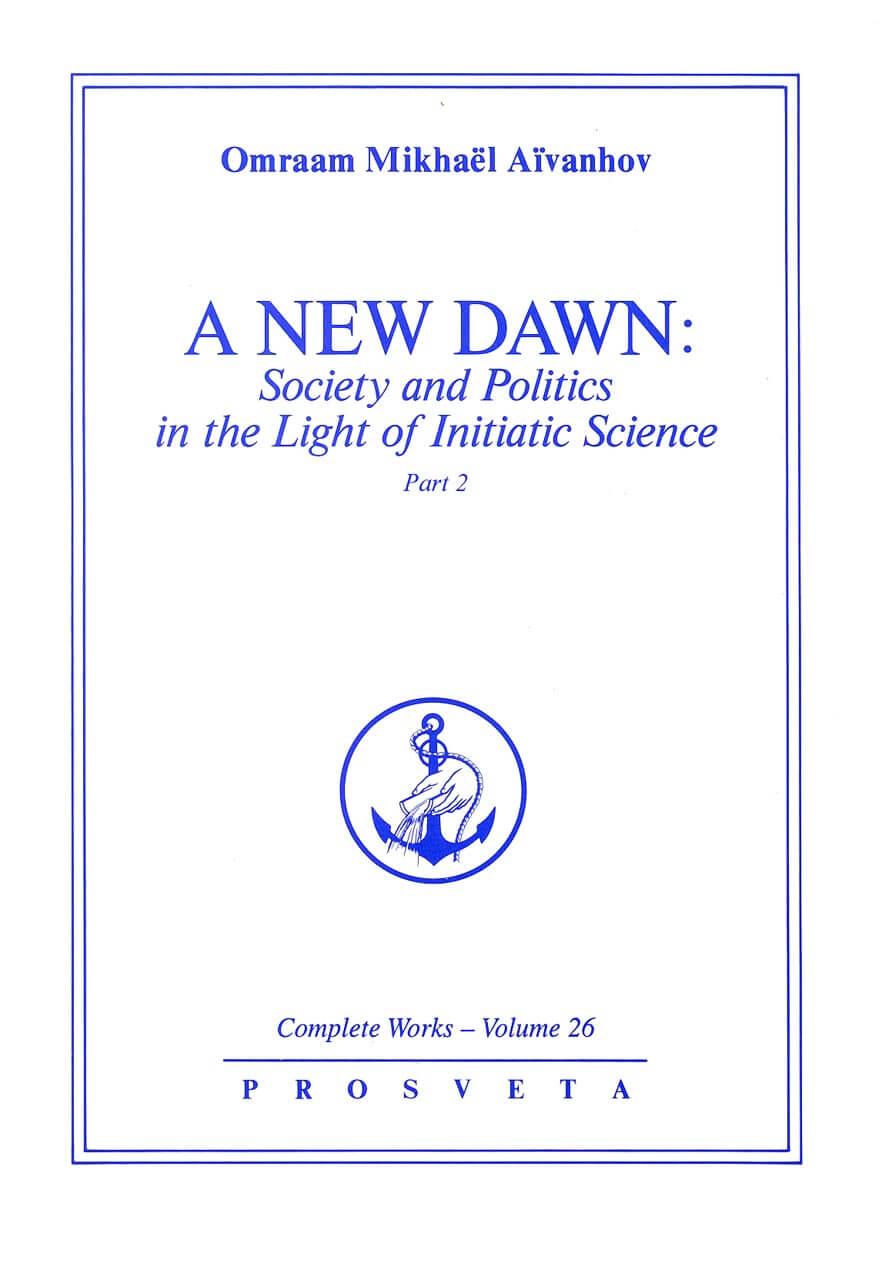 A New Dawn, part 2